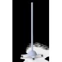 Pieds mobile pour éclairage ELIO Comprenant base mobile et colonne