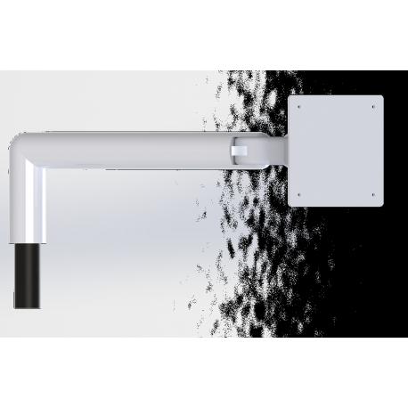 MONITOR ARM LENGTH 385mm, AXE 28MM