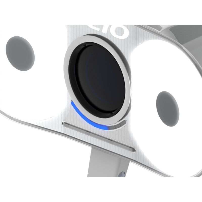 ELIO HD : LED Surgery lighting with integrated HD camera
