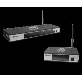 Transmetteur A/V sans fils 5 sources TX/RX RF 2.4GHz