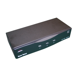 Commutateur 3 voies RCA/S-VHS audio/vidéo, Télécommande